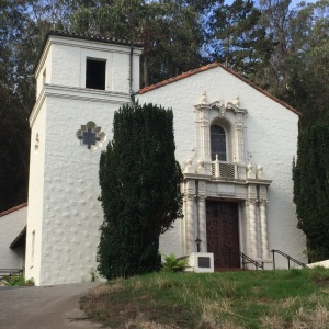 The Interfaith Chapel at the Presidio in San Francisco