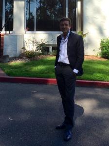 Michael Pappas, Executive Director of the San Francisco Interfaith Council