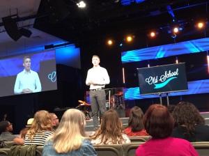 Pastor Jonathan Stockstill